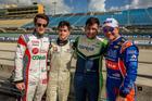 Primeiros pole postions da Sprint Race em Homestead, na Flórida (EUA) (Rodrigo Guimarães)