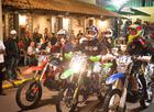 O grid do Rally de Inverno é formado por carros, motos, quadris e UTVs (Nelson Santos Jr/Photo Action)