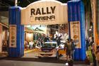 As equipes do Rally de Inverno se apresentaram ao público na noite da sexta, 26 (Nelson Santos Jr/Photo Action)