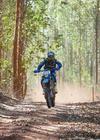 Bruno Leles garantiu a vitória entre as motocicletas (Nicolas Gavlak/Photo Action)