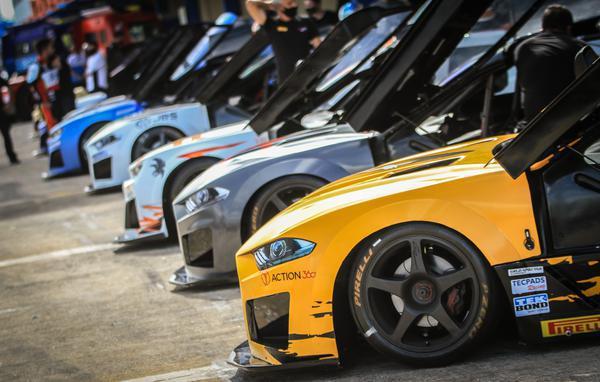 Os carros da GTSR são equipados com motores V6, 3.6 litros, 300 cv de potência (Luciano Santos/SiGCom)