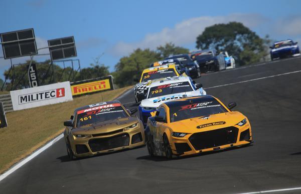 As duas corridas da etapa de Interlagos terão transmissão ao vivo (Foto: Luciano Santos / SiGCom)