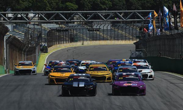 O Autódromo de Interlagos foi palco da última etapa da edição 2020 da GTSR (Foto: Luciano Santos / SiGCom)
