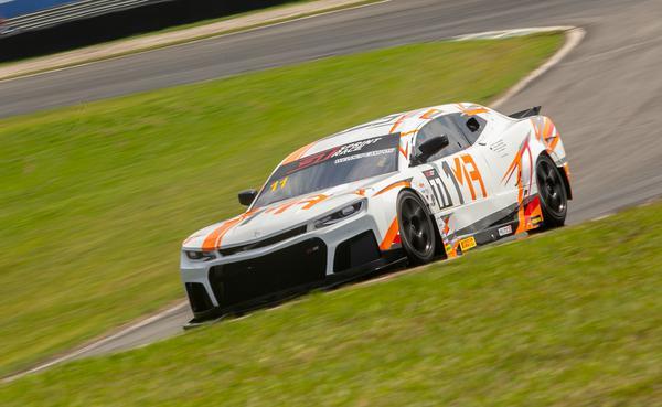 Piloto mineiro Weldes Campos faz a sua segunda temporada na GT Sprint Race (Luciano Santos/SiGCom)