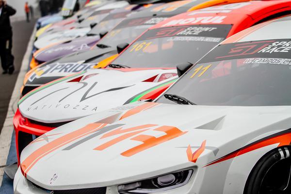 A GT Sprint Race 2021 e composta por três categorias: PRO, PROAM e AM (Luciano Santos/SiGCom)