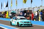 O dia foi de muito sol e calor no Autódromo Internacional de Goiânia (Claudio Kolodiziej/Photo Racing)