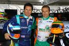Pilotos Romualdo Magro e Ydenis de Souza (Claudio Kolodiziej/Photo Racing)