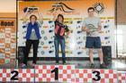 Pódio da categoria Marathon Master (Doni Castilho/DFotos)