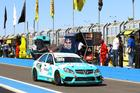 Bruno Alvarenga competirá com o C 250 turbo de número 99 na pista de Tarumã (RS) (Claudio Kolodiziej/Photo Racing)
