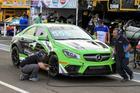 Box da equipe Rsports Racing (Luciano Santos/SigCom)