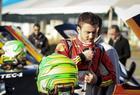 Gabriel Casagrande conquistou a segunda posição (Luciano Santos/SigCom)
