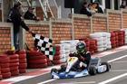 Jovem kartista Luiz Gustavo Túrmina fará estreia na Sprint Race Brasil (Divulgação)