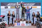 Pódio completo da categoria GP na primeira corrida em Cascavel na edição de 2016 (Rodrigo Guimarães/Sprint Race)