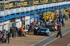 Boxes do Autódromo Zilmar Beux de Cascavel (Foto: André Santos/Time Sports)