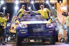 A largada promocional foi realizado no sábado, 19, no Autódromo de Goiânia (Marcelo Machado/Fotop)