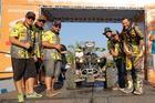 Chegada do Rally dos Sertões 2017 em Bonito (MS) (Crédito: Magnus Torquato/Fotop)