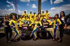 Equipe Petroball Sprint Race nas 500 Milhas de Kart Granja Viana 2017 (Foto: Rodrigo Guimarães)