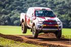A primeira edição do Rally Caminhos da Neve terá dois dias de disputas (Foto: Vinícius Ferraz)