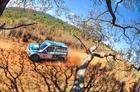 Otávio e Allan Enz (pai e filho) comandam o carro #367 no Rally dos Sertões 2018 (Doni Castilho/Fotop)