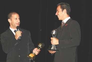 Tony Helinho disputam o segundo Capacete de Ouro