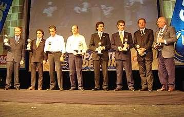 Pilotos brasileiros da F1 foram homenageados