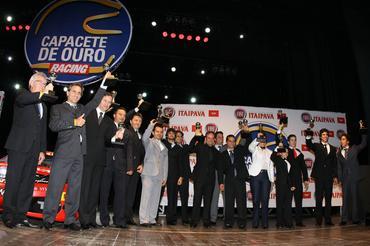 Pelo 15º ano serão premiados os melhores do automobilismo