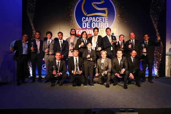 Vencedores do Capacete de Ouro 2016