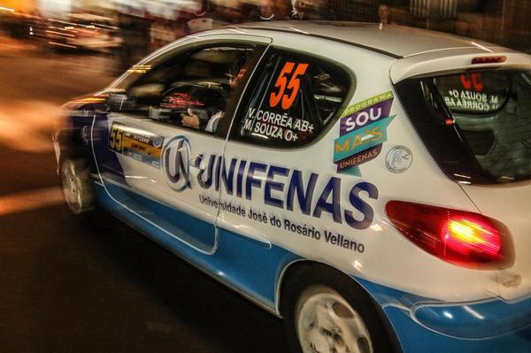 Victor Corrêa e Maicol Souza lideram o Brasileiro de Rally de Velocidade