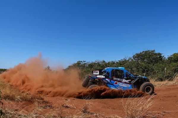 Campeão do Rally dos Sertões 2017, Bruno Varella quer chegar à Fortaleza