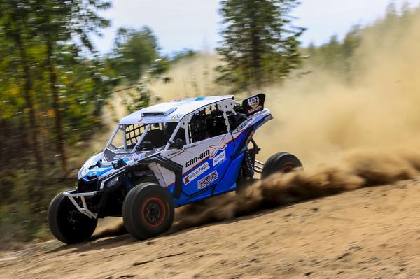 Rodrigo Venceu cinco de 11 etapas do Brasileiro de Rally Baja