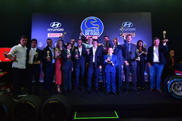 Capacete de Ouro: 22 anos consecutivos de sucesso