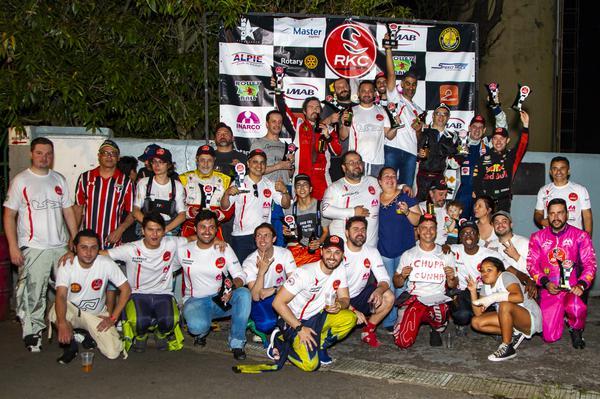 Foram quase 50 pilotos no Mini Endurance do RKC