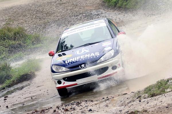 Victor Corrêa quase venceu o Power stage do Rally Rio Negrinho