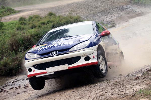 O Rally Rio Negrito exigiu bastante dos concorrentes