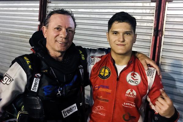 A dupla Hélio Bianchi/Alberto Otazú quer se firmar na vice-liderança da Akasp
