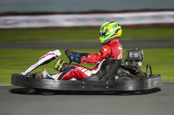 Alberto Otazú preparado para tentar a sétima vitória na F-Master em 2019