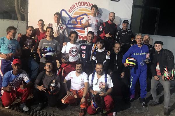 ùltima reunião da Fórmula Master em 2019