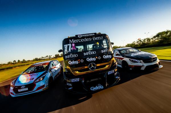 Copa HB20, Copa Truck e Mercedes-Benz Challenge