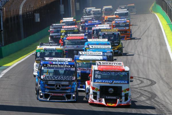 Copa Truck estreia dia 5 de abril