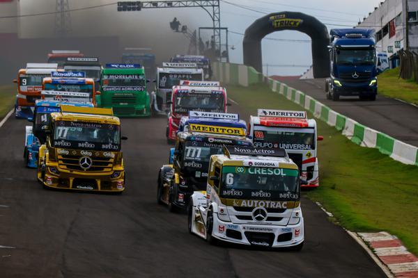 Copa Truck: quatro provas em dois dias