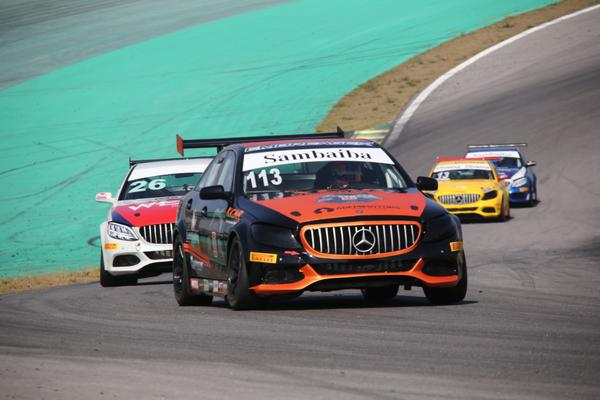 Mercedes-Benz Challenge