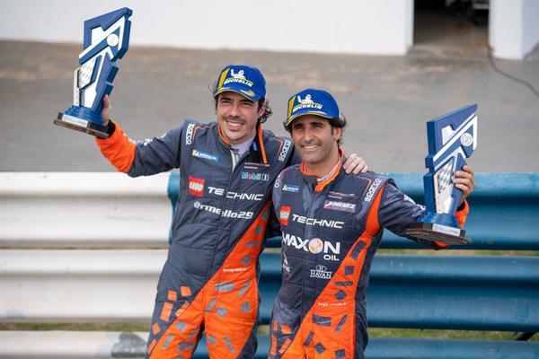 Rodrigo Mello e Sergio Jimenez