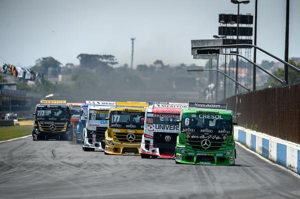 Copa Truck define campeão