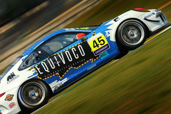 Nova Equivoco Racing terá equipe na Porsche Cup