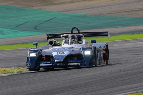 Protótipo MRX da Equivoco Racing