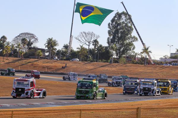 Goiânia abre nova fase da Truck