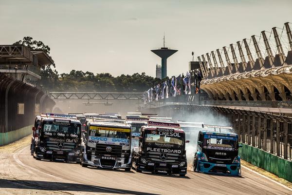 Copa Truck chega a Cascavel