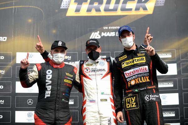 Os vencedores da etapa 6