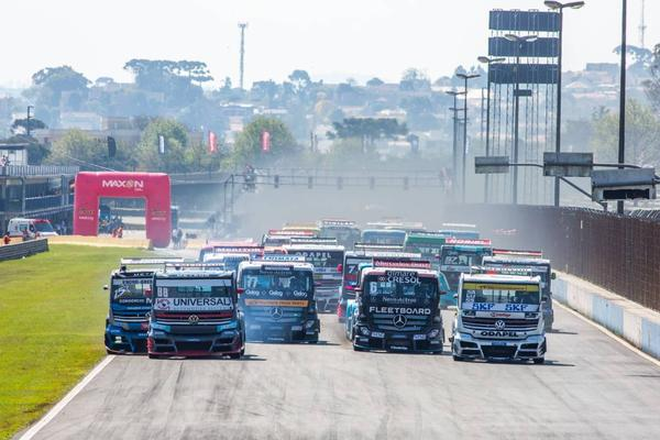 Copa Truck disputa penúltima etapa