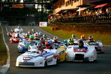 Copa SP de Kart KGV